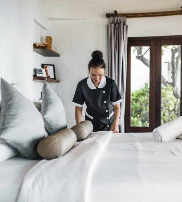 Servicio al cliente en hoteles