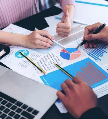 Indicadores clave de gestión Financieros